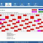 allegro:Zeit Jahreskalender